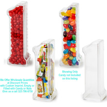 220x220 sq 1471556693588 pl1 plastic number one shape candy container
