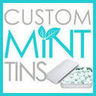 CUSTOM MINT TINS FAVORS