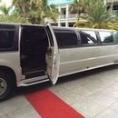130x130 sq 1470350613 22d5cdd4d4e3731f wedding ford excursion red carpet