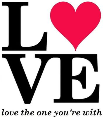Love the One You're With - Wedding Officiant Services