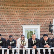 220x220 sq 1497995309934 e and groomsmen