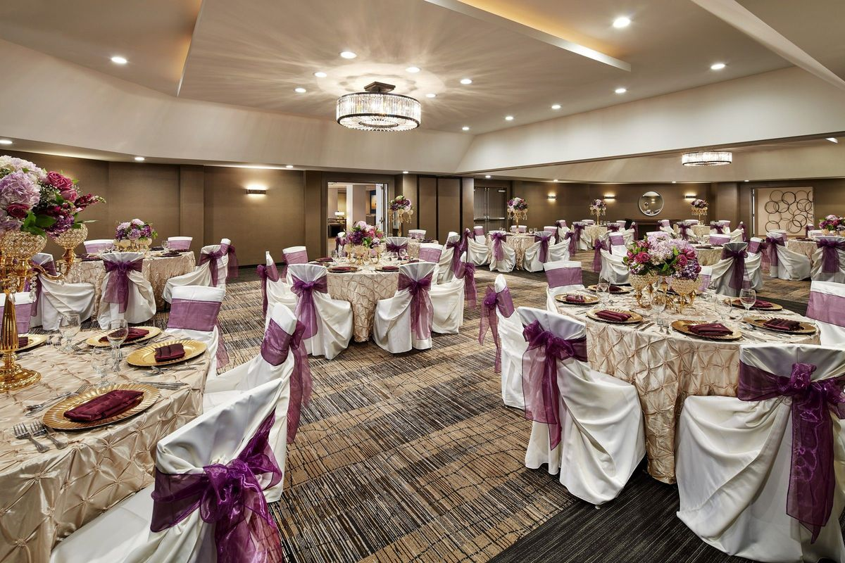 Hilton Garden Inn Mission Valley Stadium Venue San Diego Ca Weddingwire