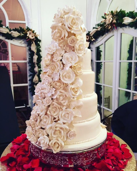 best wedding cakes in atlanta carlton s cakes llc atlanta ga wedding cake 11552