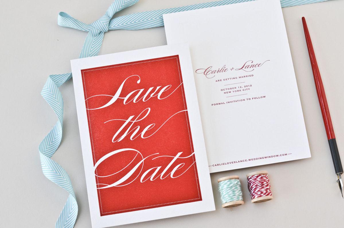 The AV Design Factory - Invitations - Seaford, NY - WeddingWire