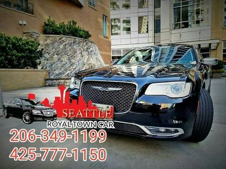 Seattle Royal Town Car
