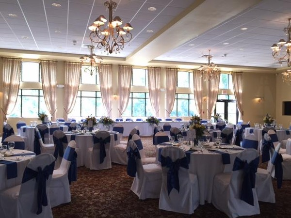 The New Blue Heron Event Center Medina Oh Wedding Venue