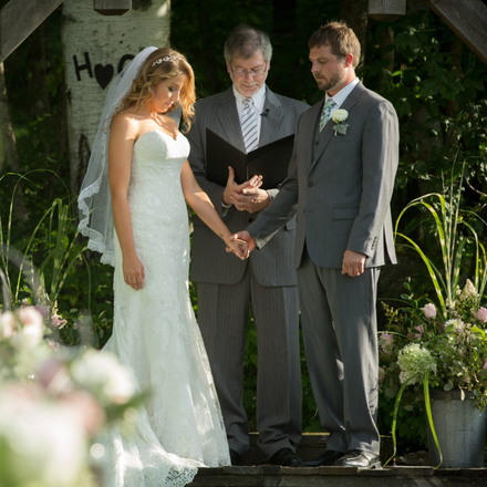 VT Wedding Minister - Civil, Spiritual, and Faith-Based Weddings