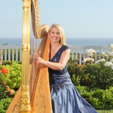 220x220 sq 1475603528660 orange county harpist wendy