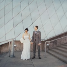 220x220 sq 1508444287571 museumofglasswedding  32