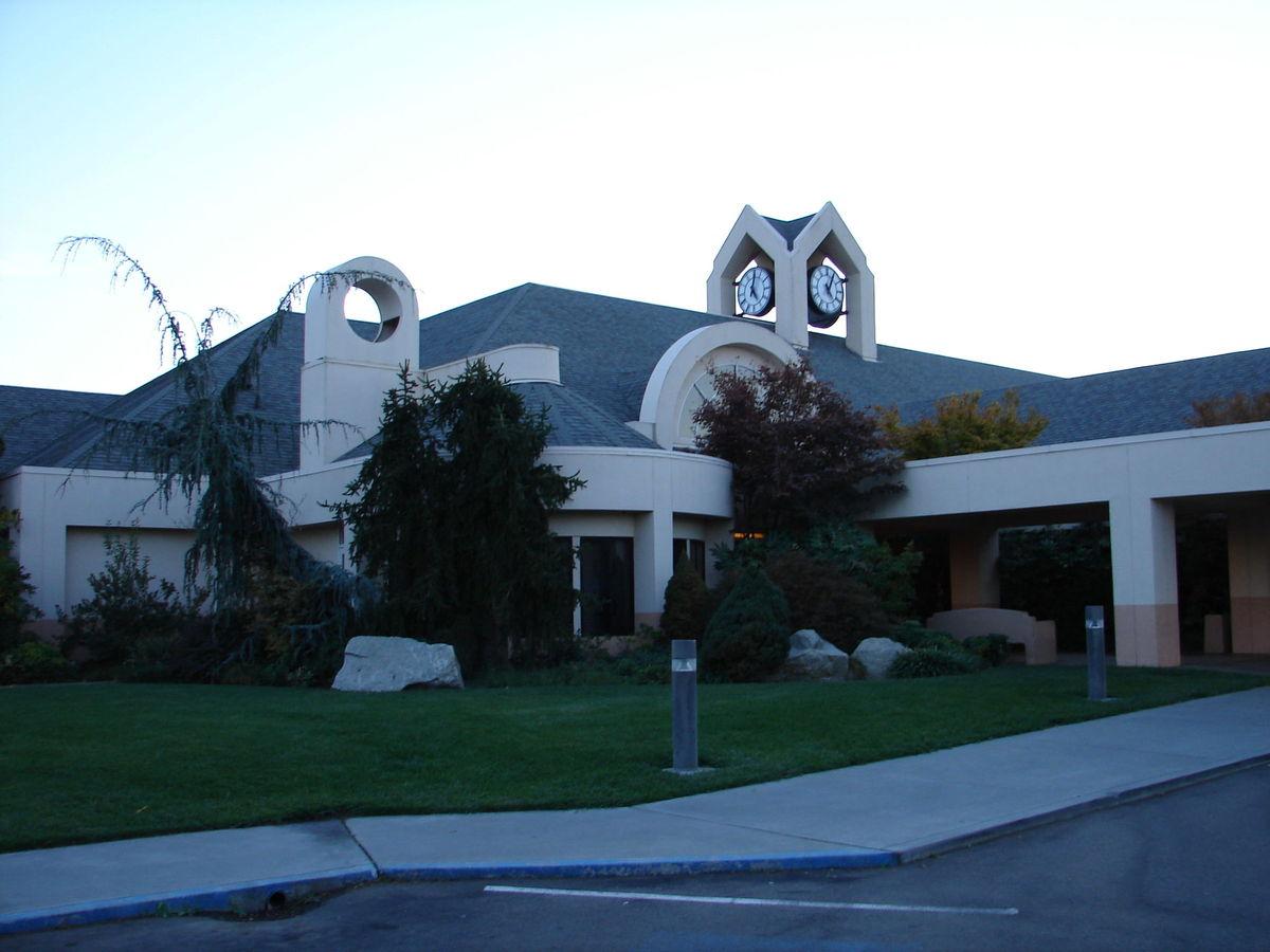 Red Bluff Community Center, Wedding Ceremony & Reception ...