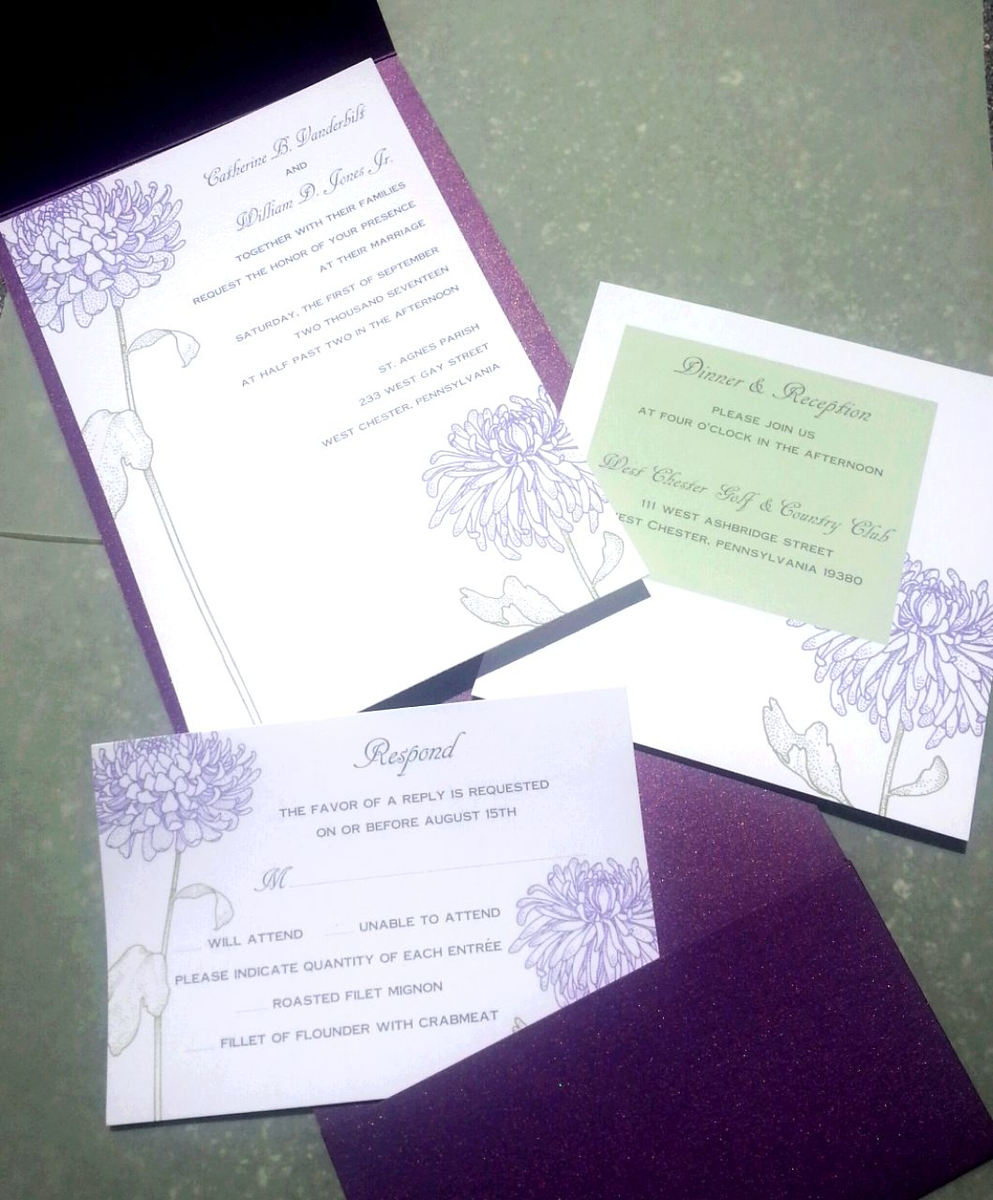 Reading Wedding Invitations - Reviews for Invitations