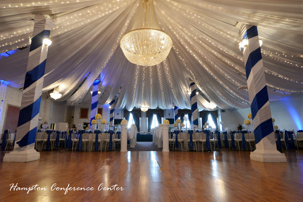 The Hampton Conference Center Capitol Heights Md Wedding Venue