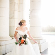 220x220 sq 1480816707013 amy bridal session cheesman park hazel and lace co