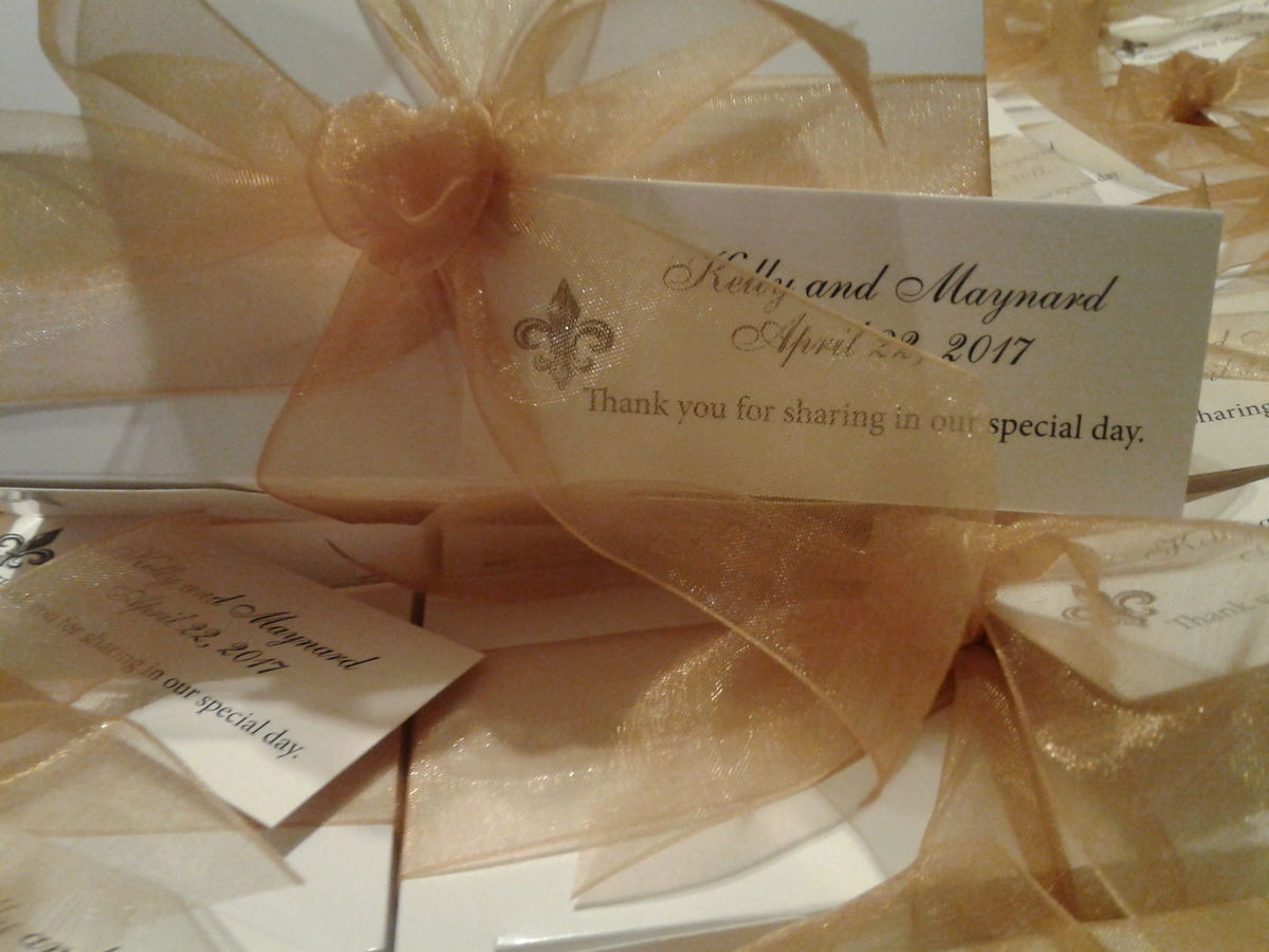 New Orleans Wedding Favors & Gifts - Reviews for 16 Favors