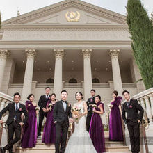 220x220 sq 1520027986 041d0001781e873b chinese fusion wedding caesars palace las vegas 044