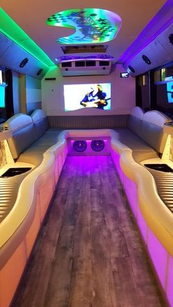 VIP Nightlife Party Bus Services