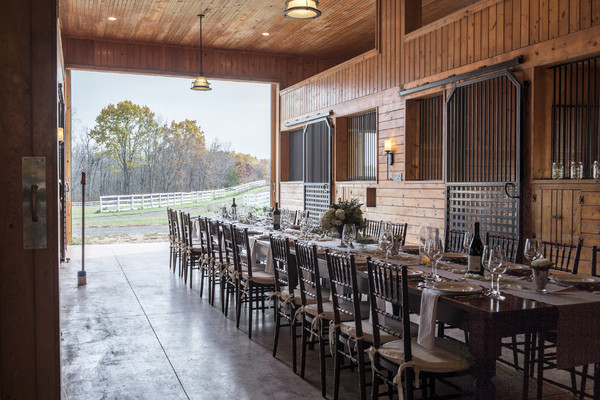 600x600 1477499156594 the barn at liberty farms   table looking out