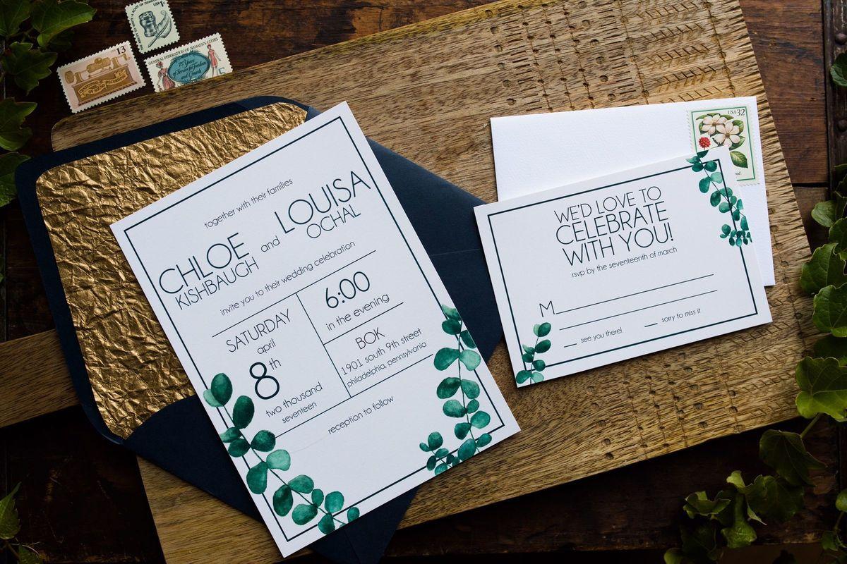 Philadelphia wedding invitations reviews for invitations philadelphia pa dear love invitations monicamarmolfo Choice Image