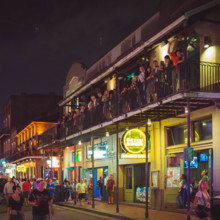 220x220 sq 1510322075636 new orleans bourbon st reception 264 of 330