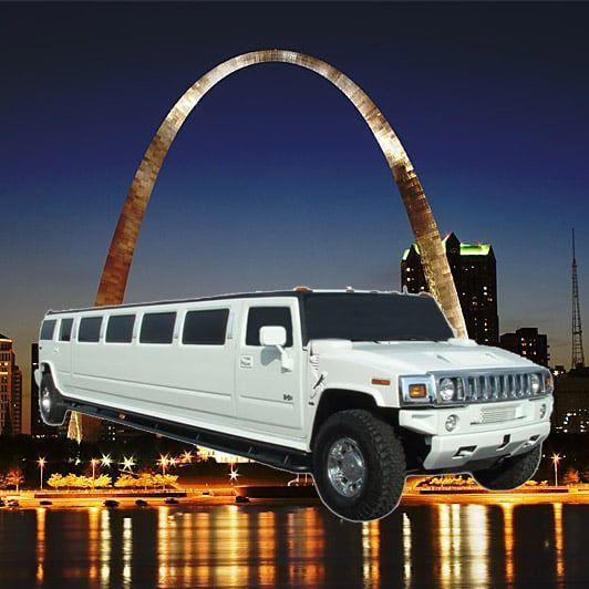 St Louis Limo Rentals Transportation Saint Louis Mo