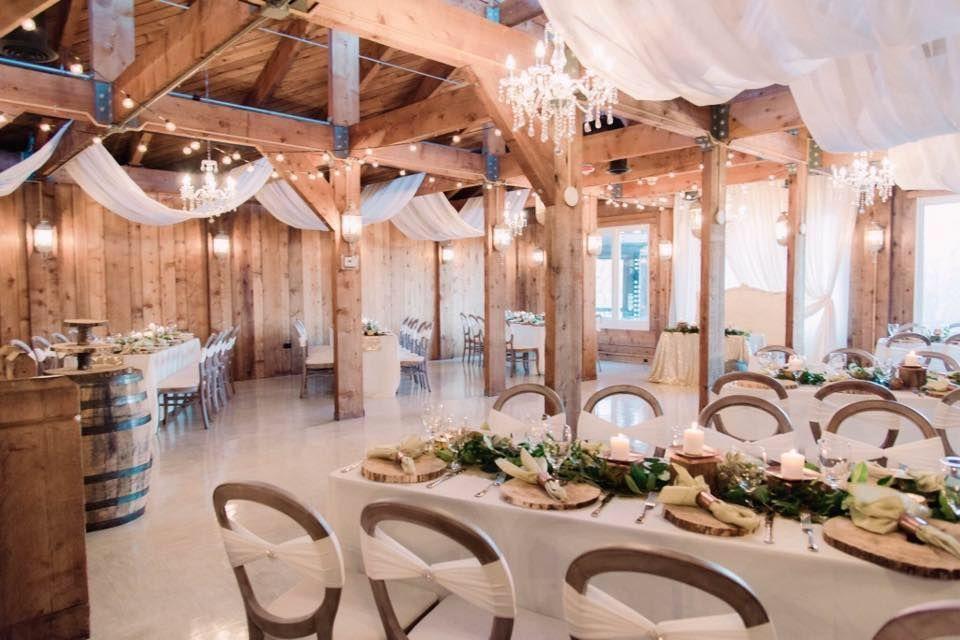 The Cotton Gin At Mill Creek Venue Hiram Ga Weddingwire