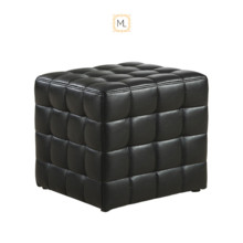 220x220 sq 1479450543162 megalux photobooth contemporary black ottoman