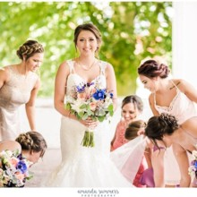220x220 sq 1500840617694 staley bridal party