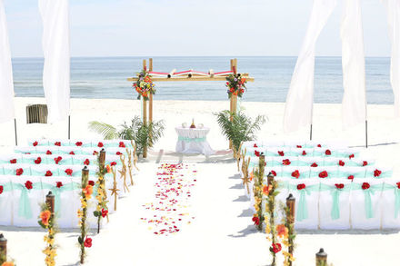 Gulf Shores Wedding Venues Reviews For Venues