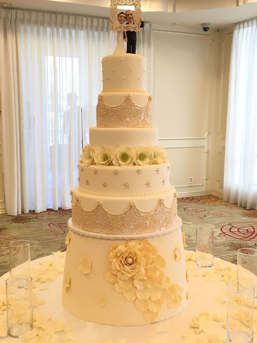 wedding cake prices los angeles deja vu cakes wedding cake valley ca 23555