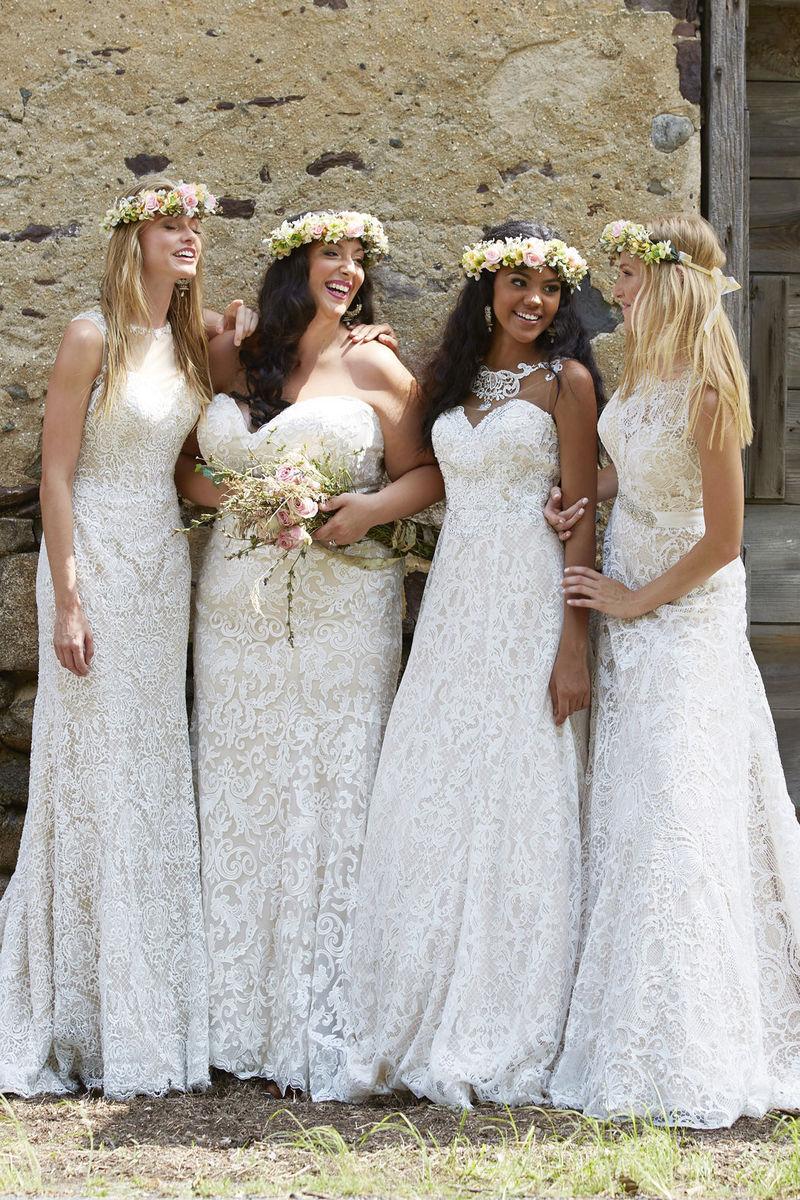 Brandon Wedding Dresses