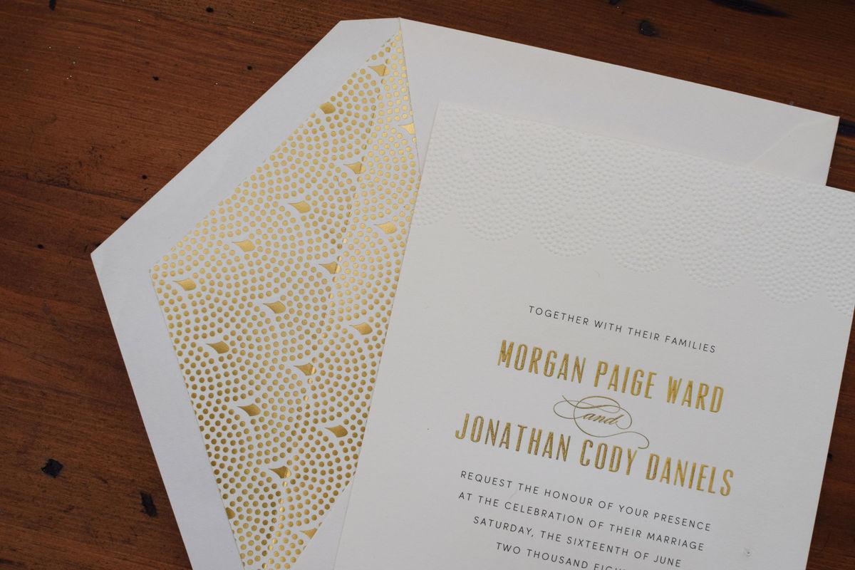 Fairfax Wedding Invitations - Reviews for Invitations