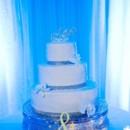 130x130 sq 1470239056515 blue uplighting wedding cake  1