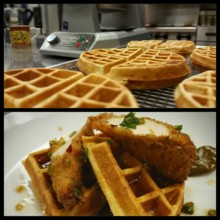 220x220 sq 1473788631580 vietnamese adobo chicken and buttermilk waffle wit