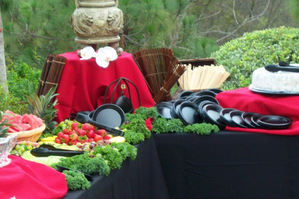 photo 4 of Yokoz Pacific Island Catering & Mobile Sushi Bar Service