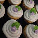 130x130 sq 1222196402104 purplecupcakessmall2