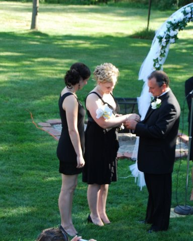 photo 27 of La Donna Weddings Officiants & Ceremony Coordinating Services