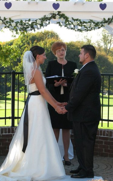 photo 9 of La Donna Weddings Officiants & Ceremony Coordinating Services