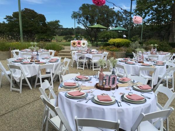 Auburn Valley Golf Club - Auburn CA Wedding Venue
