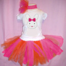 130x130 sq 1398913521189 miss bunny applique tutu se