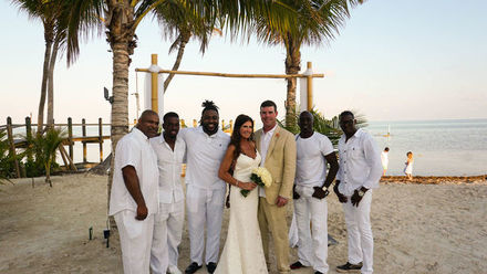 Caribbean Waves Steel Drum Band