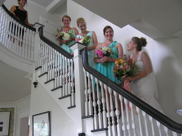 600x600 1484336525256 wedding pary on stairs