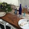 96x96 sq 1484091510509 farm table setting