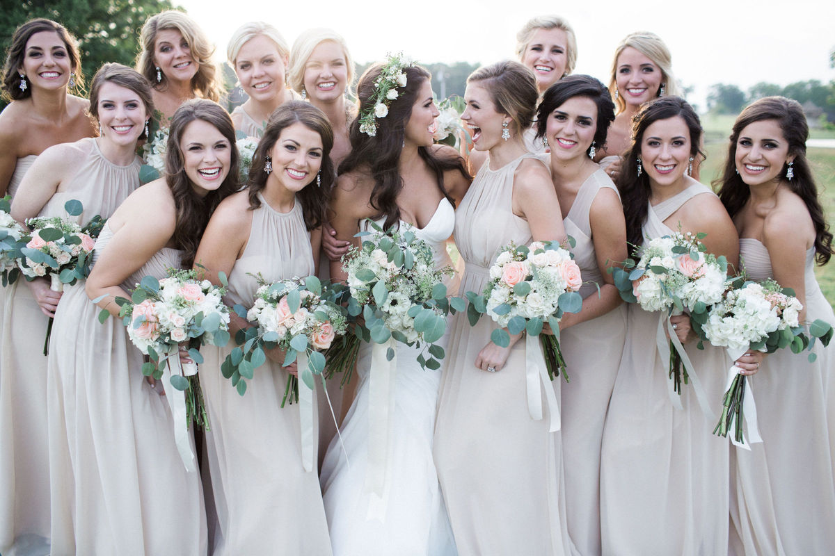 Nice Bella Bridesmaid Gowns Gallery - Wedding and flowers ispiration ...