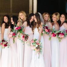 Bella Bridesmaids Little Rock Dress Attire Little
