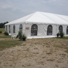 220x220 sq 1484013626443 large tent with sides 2