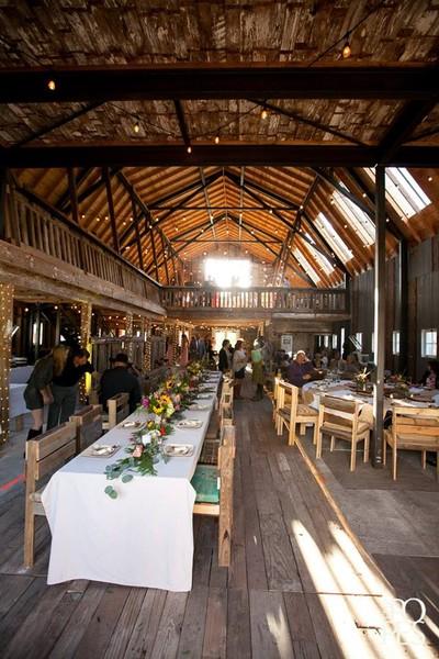 The Red Barn Farm - Redmond WA Wedding Venue