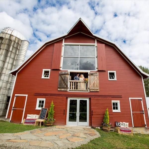 The Red Barn Farm Redmond Wa Wedding Venue