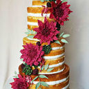 130x130 sq 1518759849 ec22aad5ee5a48f7 naked cake with sugar florals