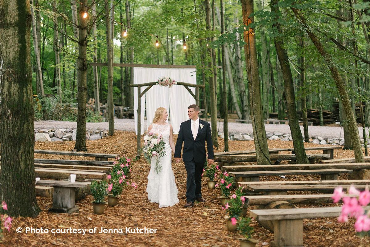 The Swan Barn Door - Venue - Wisconsin Dells, WI - WeddingWire