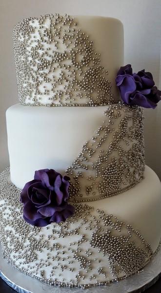 600x600 1484264552545 beaded purple rose wedding